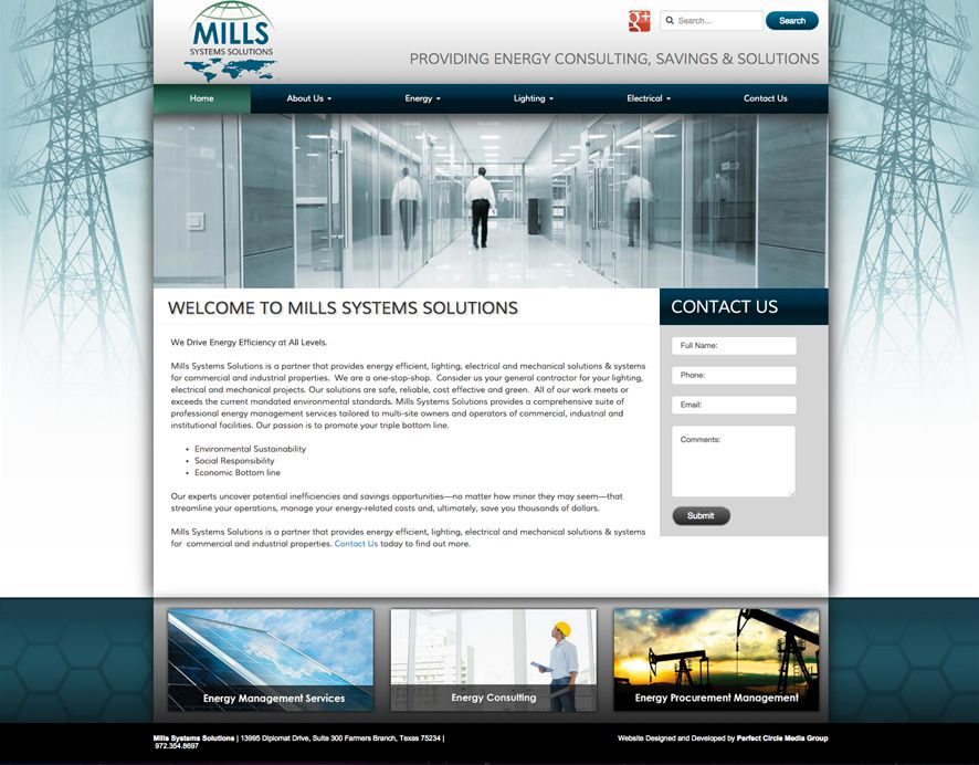 Mills System Solutions